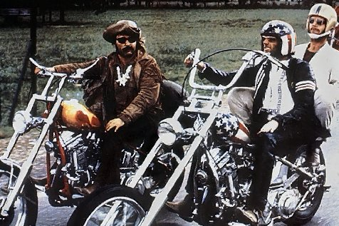 A film review of easy rider directed by dennis hopper